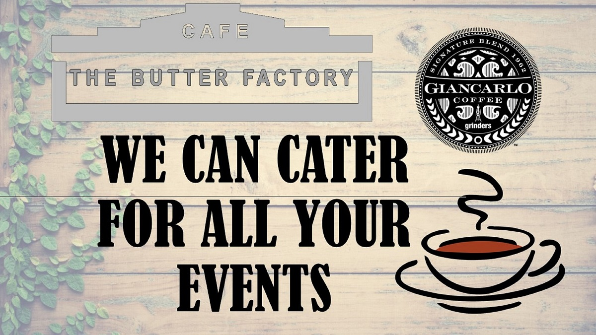 The Butter Factory Cafe